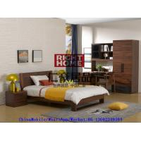 Quality 2016 New Nordic design by Wlalnut Kids Bedroom Furniture in Single bed and for sale