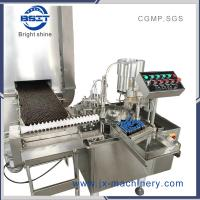 Syrup Liquid Filling & Sealing Machine Manufactures
