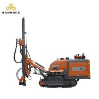 China Diesel Power Integrated Surface Drilling Machine Zgyx-421t 6800kg Weight on sale