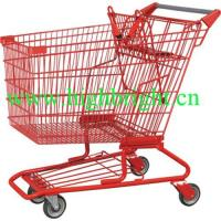 China American style shopping trolley on sale