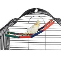 wooden bendable bird ladders, for sun conures and cockatiel,15 inches Manufactures