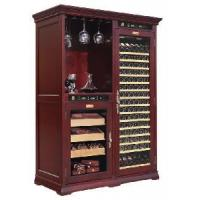 Wine Cabinet Cigar Humidor Furniture Units Electronic Control Temperature and Humidity (GME-007) Manufactures