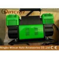 Heavy Duty 60mm 12V Portable car Air Compressor Tire Inflator Manufactures