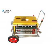 Laying Power Fiber Optic Cable Tools Pulling Winch Gas Cable Hauling Machine Manufactures