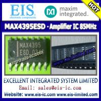 MAX4395ESD - MAXIM - IC OP AMP 85MHZ R-R 14-SOIC - sales009@eis-ic.com Manufactures