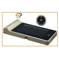 China HD 4.3 TFT LCD Digital Door Peephole Viewer / Recordable Smart Peephole Viewer Visual Doorbell on sale