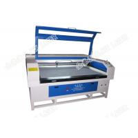 China Cardboard Eva Synthetic Leather Laser Cutting Machine For Shoes Jhx - 160100 on sale