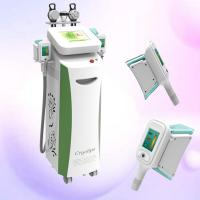 Newest design 5 handles cryolipolysis & cavitation slimming machine,Chinese supplier Manufactures