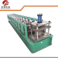 Buy cheap C U Channel Purline Metal Stud And Track Roll forming Machine---2 from wholesalers
