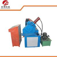 Buy cheap Galvanized Steel Roller Shutter Door Roll Forming Machine With Hydraulic Cutter from wholesalers