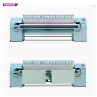 Single Roller Embroidery Mattress Quilting Machine With Auto Stopping Function Manufactures