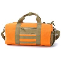 Large Men Travel Duffel Bags Orange Duffel Bags With An Inner Pouch Manufactures