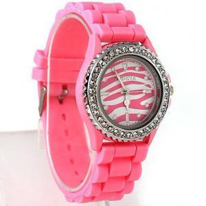 China Fashion Stylish New Silicone Watch on sale