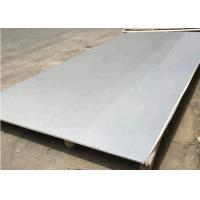 China ASTM A240 Grade 430 Stainless Steel Sheets Sand Blasting Surface on sale