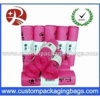 Dog Poop Bags Corn Starch Manufactures