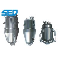 SS Herbal Extraction Equipment , Automatic Chinese Herbal Solvent Recovery Extractor Manufactures