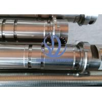 Kieselguhr Candle Filters Precoat Filtration With D.E , 50 Micron Filtering Slot Manufactures