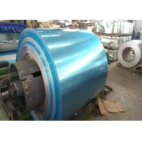 AA1060 3003 1100 Aluminum Sheet Coil 0.2mm-300mm Thickness With PVC Protection Manufactures