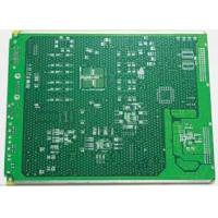 Hal Flexible PCB Board / Double Sided Copper Clad Board UL RoHS Approved Manufactures
