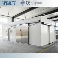 China Customized PU walkin cold storage system for meat fruit and vegetables different sizes-60~+20 on sale