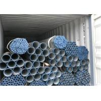 Thick Wall Galvanised Steel Tube Zinc Coating 220-400g/M2 , Length 3-12m Manufactures