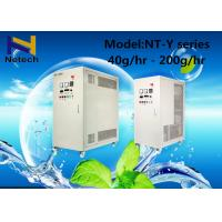 Ozone Water Purifier For Portable Water For Hotel And Bottled Water 40g 50g 60g Manufactures