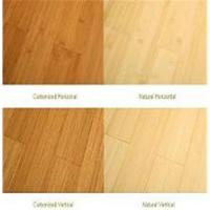 Horizontal caramel bamboo flooring Manufactures