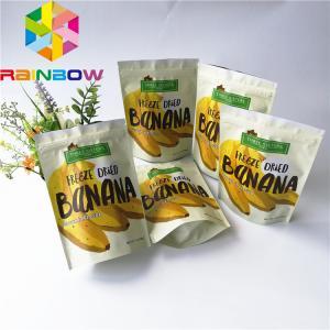 Recyclable Aluminum Foil Bags Mylar Plastic Doypack Pouch For Pistachio Kernels Snack Manufactures