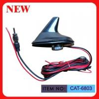 "Quality PC Amplifier Car Roof Antenna Plastic Material Car Radio Aerial 12"" Cable Length for sale"