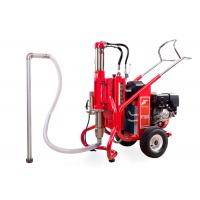 Industrial Hydraulic Professional Airless Paint Sprayer With 6 Guns Manufactures