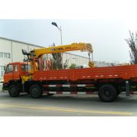 Effective XCMG 10T Commercial Truck Loader Crane,Driven By Hydraulic with Longer Arms Manufactures