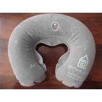 Inflatable U-shape neck pillow for travel and car ride Manufactures