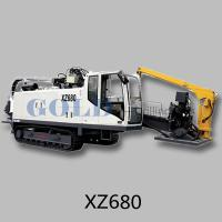 XZ500 all hydraulic horizontal directional drilling rig 50 Kn torque Manufactures