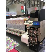 China Large Format Industrial Digital Textile Printing Machine For Cotton on sale