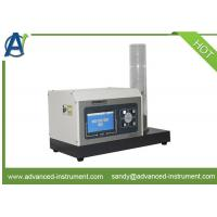 ISO 4589-2&ASTM D2863 Minimum Oxygen Concentration Index Tester with LCD Display Manufactures