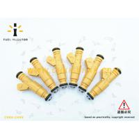 6X Upgrade Petrol Fuel Injectors 0280155746 For Jeep Porsche Volkswagon BMW 19lbs EV1 Manufactures