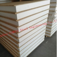 Quality Structural Insulated OSB EPS PU XPS PIR Sandwich wall SIP Panels for sale