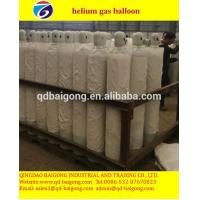 high purity industrial helium gas cylinder Manufactures