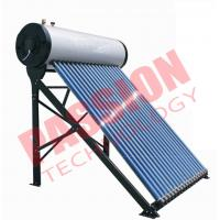 Vacuum Tube Solar Water Heater , Solar Tube Hot Water System Energy Saving Manufactures