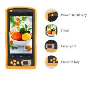 China HF FP05 Biometric Android Wireless Fingerprint MF Card Portable Terminal With fingerprint identification on sale