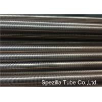 Condensers Copper Nickel Tube Cupro Nickel 70 30 ASME SB111 Cold Drawn Seamless Tubing