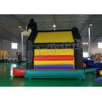 Anti - Static Mickey Mouse Inflatable Jumping Castle For Outdoor Games CE Approval Manufactures