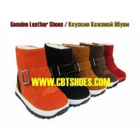 Quality Cheap Children's Leather Shoes for sale