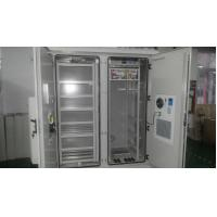 DDTE016 IP55 Outdoor Integrated Telecom Metal Cabinet With Equipment And Battery Part Manufactures