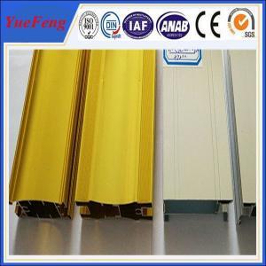 aluminium profile sliding wardrobe door manufactu, brushed aluminum indoor furniture Manufactures