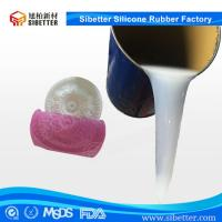 China Prices Concrete Stamps Mold Making Silicone Rubber Raw Material on sale