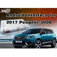 1.6Ghz 4-Core Android 6.0 Navigation GPS Multimedia System for Peugeot 2008 / 208 / 408 / 508 Support Mirrorlink Manufactures