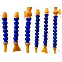 China Changeable Plastic Flexible Coolant Pipe Self - Sealing With PVC Nozzle on sale