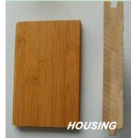 Carbonized Horizontal Solid Bamboo Flooring Manufactures