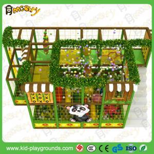 Modern Indoor Playground Equipment, Luxury Children′s Play Land children